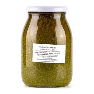 IL CARUGGIU: Pesto Genovese 950g