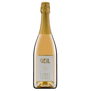 GEIL: Pinot Blanc de Noir Extra Trocken Winzersekt