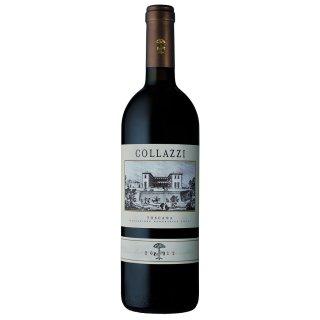I COLLAZZI: 3,0l Collazzi Toscana Rosso Doppel-Magnum IGT 2013