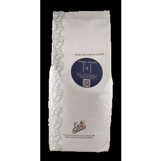 """CAFFE PIANSA: 7+1 gemahlen (0,25 kg)  - """"versteuert"""""""
