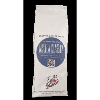"CAFFE PIANSA: Miscela Classica Ganze Bohne (0,25 kg) - ""versteuert"""