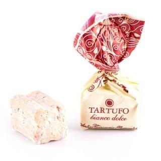 ANTICA TORRONERIA: Tartufi Dolce Bianco 100g