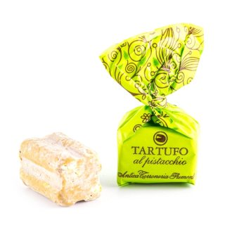 ANTICA TORRONERIA: Tartufi Pistacchio 100g