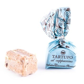 ANTICA TORRONERIA: Tartufi Cappuccino 100g