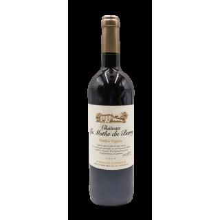 CHÂTEAU LA MOTHE DU BARRY: Vieilles vignes Bordeaux Sup. 2018
