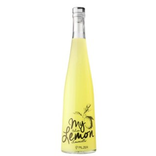 PILZER: My Lemon Liquore Limocello 0,7l 30% Vol.